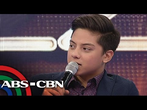 Daniel on Lea Salonga's comment on 'Voice Kids'