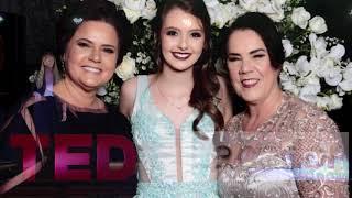 Como a educação salvou minha vida | Maria Vitória Valoto | TEDxLaçador