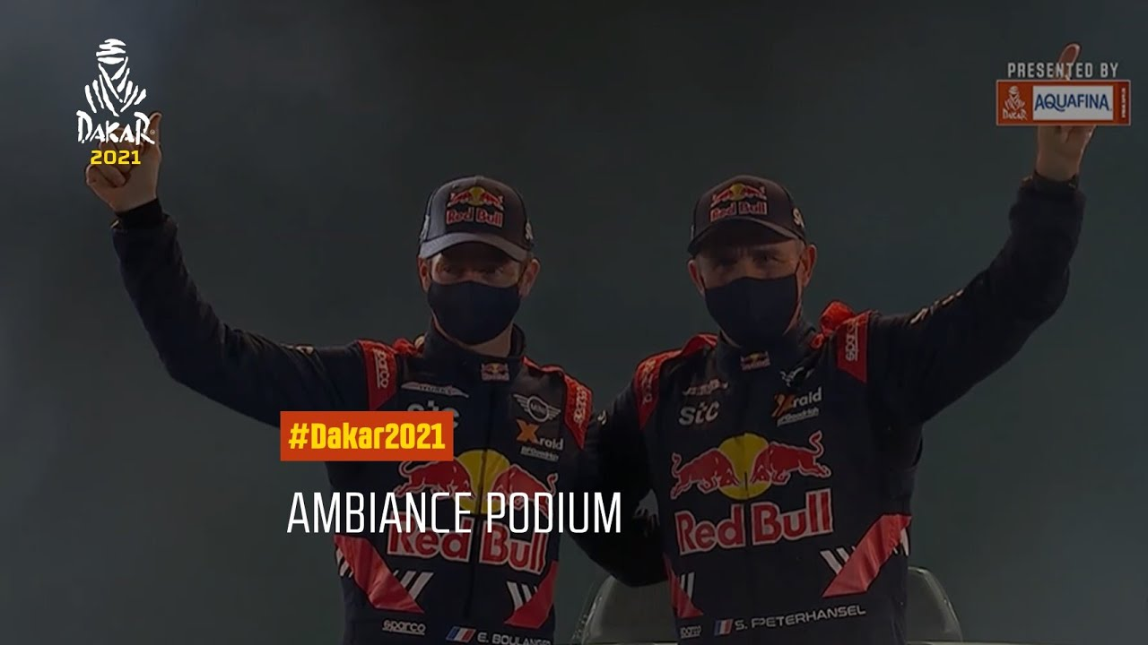 #Dakar2021 - Podium Highlights