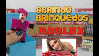 ROBLOX TOYS IN BRAZIL-OPENING LITTLE BOXES SURPRISES