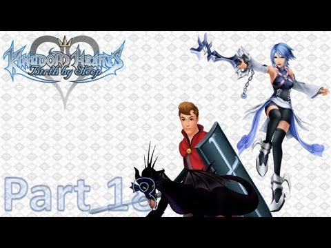 Kingdom Hearts Birth By Sleep - Part 18: The Sword of Truth Finds Its Mark