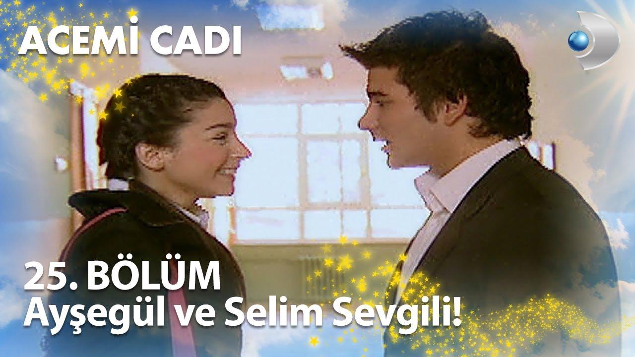 Ayşegül ve Selim Sevgili! - Acemi Cadı 25. Bölüm
