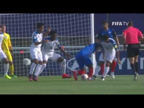 Match 09: France v. Honduras - FIFA U-20 World Cup 2017