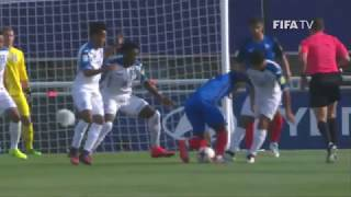 Video Gol Pertandingan Perancis U-20 vs Honduras U-20