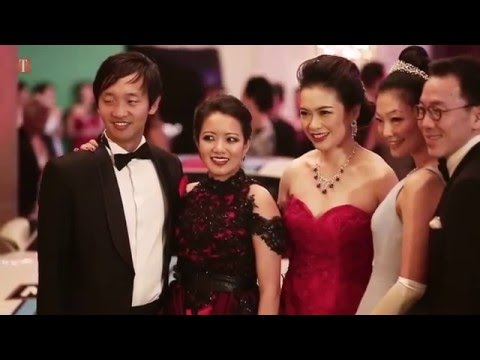Singapore Tatler Ball 2015: The Fashion