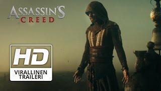 ASSASSIN'S CREED   Virallinen traileri #2 HD   Suomi