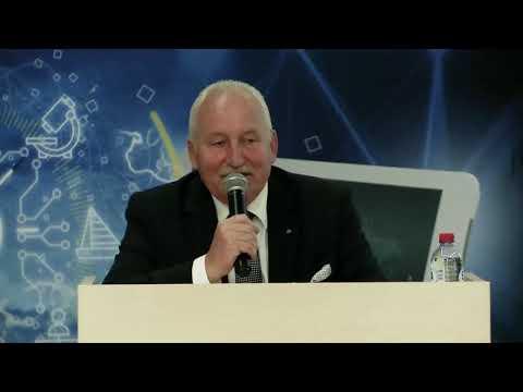 Konferencja Człowiek 4.0, Olsztyn 25.09.2019 (audiodeskrypcja)
