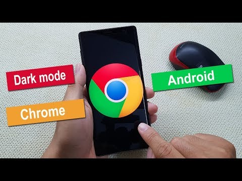How To Enable Dark Mode On Chrome Android