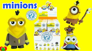 Minions Mystery Minis Figurines A Movie Exclusive