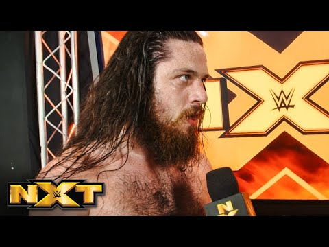 Cameron Grimes savors his victory in the NXT Breakout Tournament: NXT Exclusive, July 3, 2019