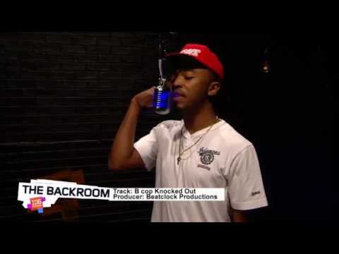 King Mez in The Backroom at 106 & Park