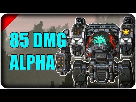 Mechwarrior Online - MASSIVE DAMAGE ALPHA  - Community Builds - TTB