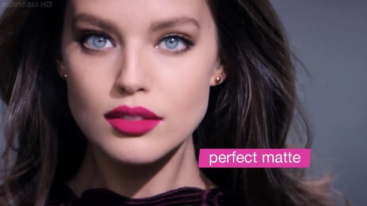Iklan Maybelline New The Powder Mattes Lipstick 15sec 2017 Youtube