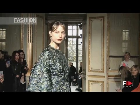 TALBOT RUNHOF Full Show 2015 Paris by Fashion Channel