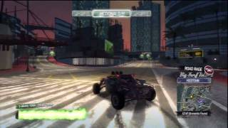 Burnout Paradise Big Surf Island PlayStation3 Gameplay (HD)