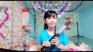 ĐẮP MỘ CUỘC TÌNH - sáo mèo kép Hà Tuyền (có cảm âm)