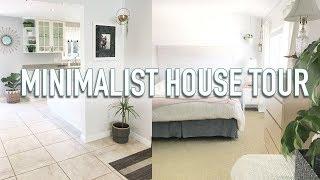 Minimalist Family House Tour