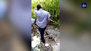 ضبط أكثر من 25 اعتداء على خطوط مياه رئيسية في المخيبة الفوقا   - (2-7-2019)