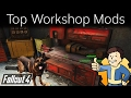 Fallout 4 - Top Workshop Mods