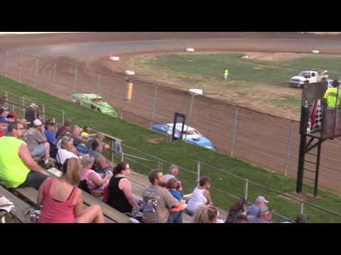 7 2 17 Modified Heat #1 Twin Cities Raceway