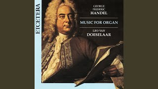 Organ Concerto No. 3 in d minor, II Air lentement