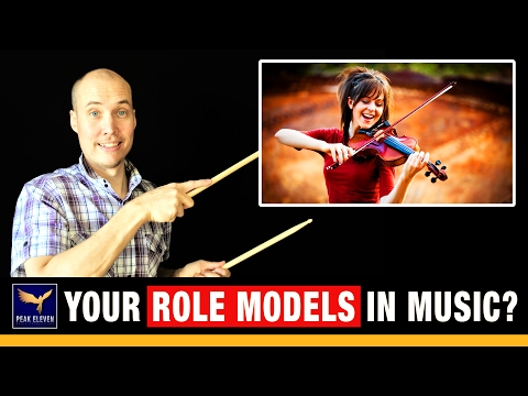 Music Career Success: Find your Role Models