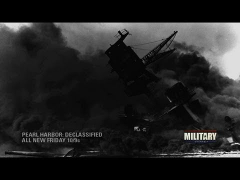 Pearl Harbor Declassified  Friday @ 10pm