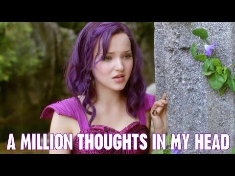 """If Only"" Sing-Along | Disney Descendants"