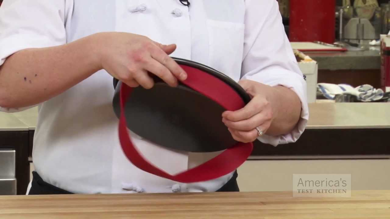 Super Quick Video Tips How To Make A Homemade Cake Strip