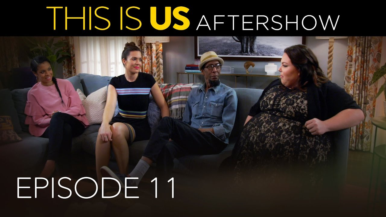 This Is Us Aftershow Season 1 Episode 11 Digital