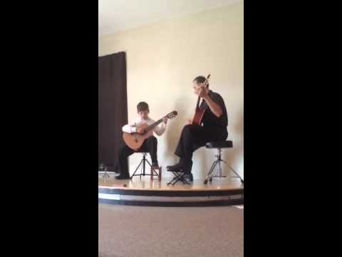 6SMA 5/19/12 - duet #1