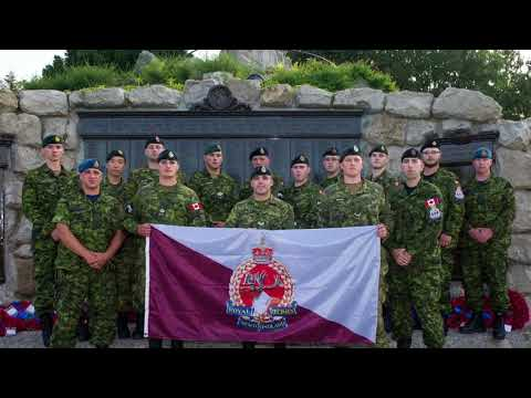 Remembrance Day Song: Standing Strong and True