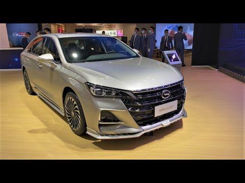 2020 GAC Trumpchi GA6 Sport Walkaround—2020 Beijing Motor Show—2020款广汽传祺GA6运动版,外观与内饰实拍