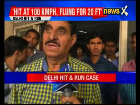 Delhi Hit-and-Run Case: Business executive killed by speeding Mercedes