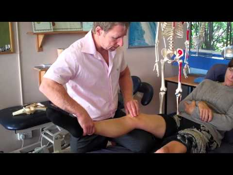 Full Knee Examination - Part 1 - Medial collateral ligament / lateral collateral ligament