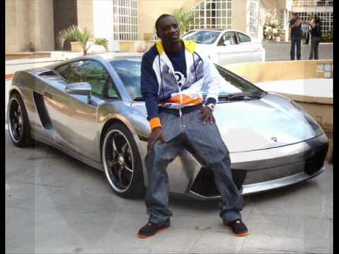 Akon - Cashin Out (Song Konvict 2012)