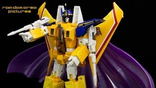 Review - Transformers - Takara - Masterpiece - MP 11 S - Sunstorm