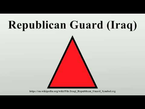 Republican Guard (Iraq)