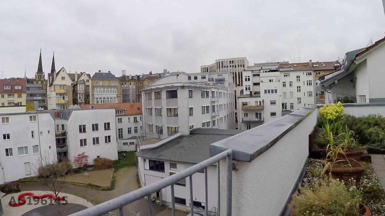ST 196145   Tolle Penthousewohnung Mit Dachterrasse Und TG In Stuttgart  Mitte, Ger.
