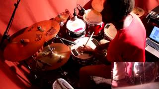 Joyous Celebration - Uyangihola Drum Cover
