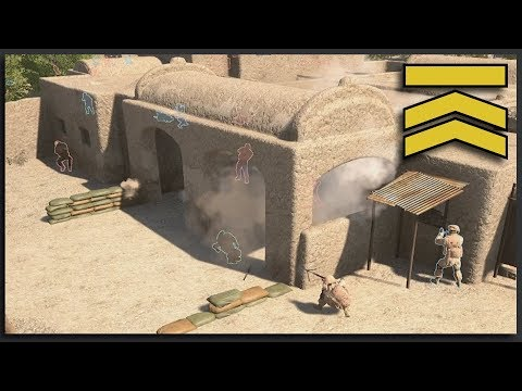 Russians Search and Destroy US FOB - Tactical Squad Ops Multiplayer Squad Gameplay (Squad Full Game)