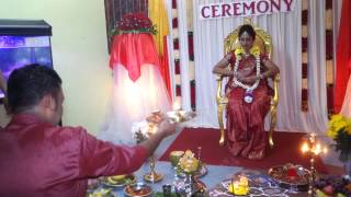 Revathi Bangle Ceremony (Baby Shower)