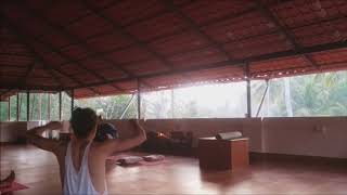 Full Morning Hatha Yoga Class From Alexandria