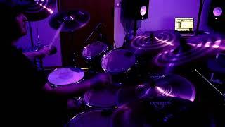 TOOL - Chocolate Chip Trip (Drum Cover) - Danny Carey Drum Solo