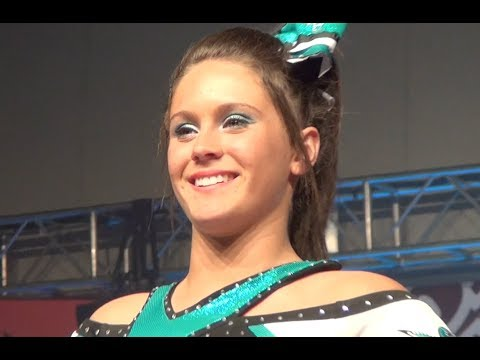 cheer extreme ashley hobbs senior elite 2012-13 - youtube