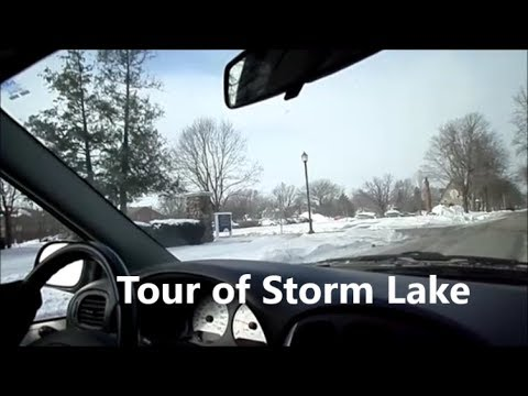 Andrew's Trip (Tour of Storm Lake) Part Two