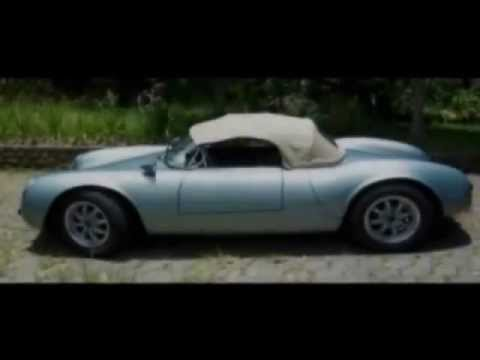 Vendo Porsche 550 Spyder Mod 1953 Replica Youtube