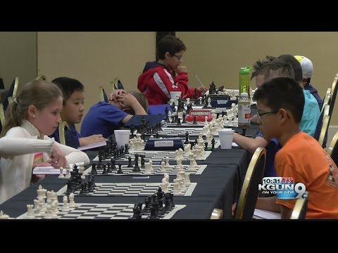 Arizona Scholastic State Chess Championships in Tucson