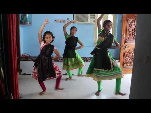 LEARN KUCHIPUDI DANCE STEPS- 1  guru SAHASI  [ SEETHALA RAGHUVENDER]