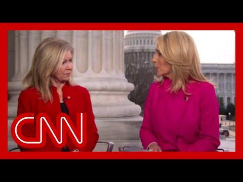 Dana Bash shuts down GOP senator over Dershowitz's claim